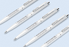 Ручки и карандаши с печатью