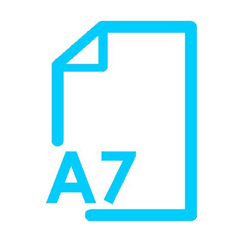 Листовка (А7)