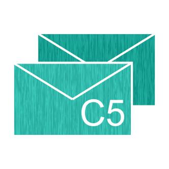 Дизайнерские конверты С5