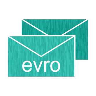 Дизайнерские конверты ЕВРО